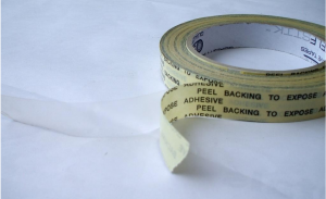 Clear OPP Rubber Adhesive